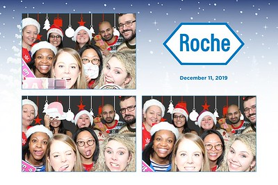 Roche Holiday Lunch 2019
