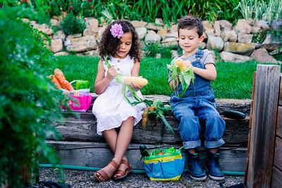 Mike B Gardening Video