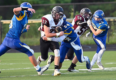 Gorham at Falmouth/Greely football