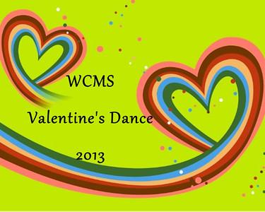2013 WCMS Valentine's Dance