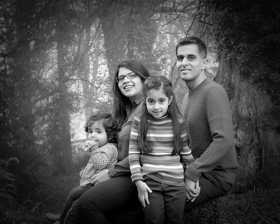 Anoop Family December