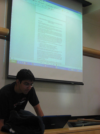 Chapter Program Planning Conference (12/3/06)