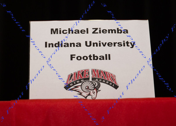 Signing Day - February 1, 2017