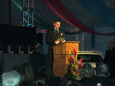 2011 Lehigh Valley Burn Foundation Spirit of Courage Award