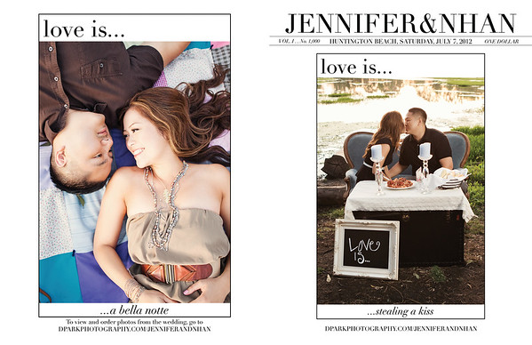 Jennifer + Nhan
