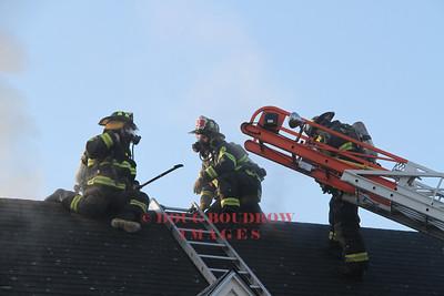 Melrose, MA - Working Fire, 175 Howard Street, 1-15-14