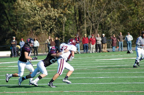 GA FOOTBALL VS HAVERFORD SCHOOL