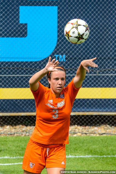 2nd Half from UM Women's Soccer Vs BGSU 8-24-14