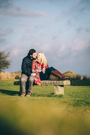 Previous Pre-Wedding Shoots (over 12mths old)