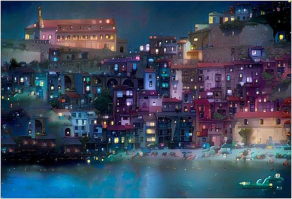 My Favorites night cities