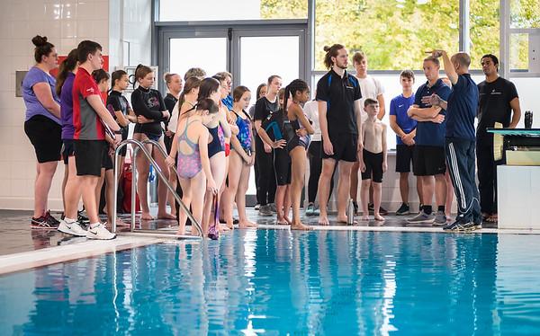 Diving West Midlands Launch