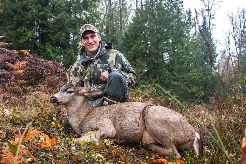 2013 Washington blacktail deer