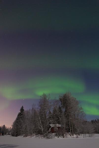 Aurora Borealis 20th of January 2016 II