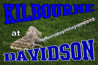 2012 Worthington Kilbourne at Hilliard Davidson Boys Lacrosse, SENIOR NIGHT (05-08-12)