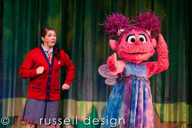 Sesame Street Live  - 04-04-2012