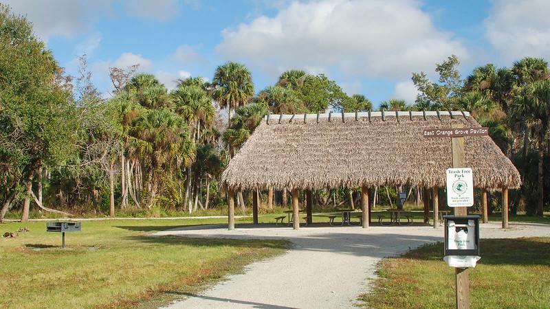 Orange Grove Picnic Pavilion