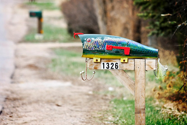 The Mailbox Project