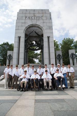 15Jun - Kilroy's Krew - WWII Memorial