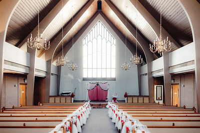 LaTanya & Robert Hopkins Wedding