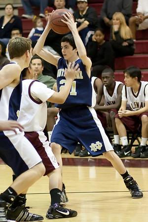 ND Basketball Freshman Alemany 2