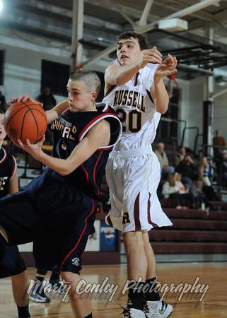 2012 Russell vs. East Carter V/JV