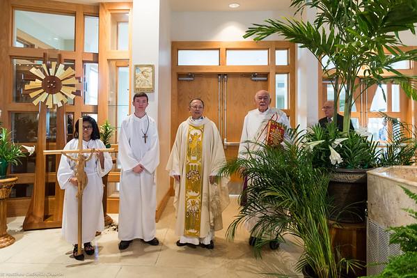 Easter Mass (11am)