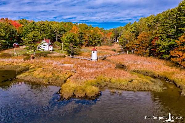 Arrowsic, Maine - 2020