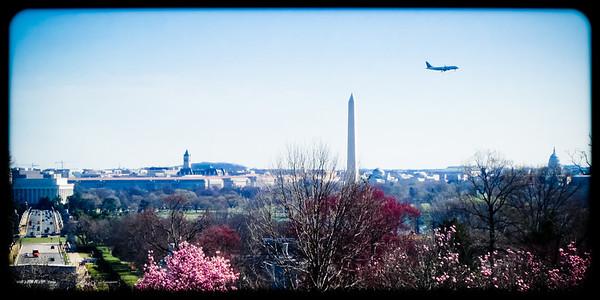 2012 Washington D.C. Trip - Sarah with DHS ASL