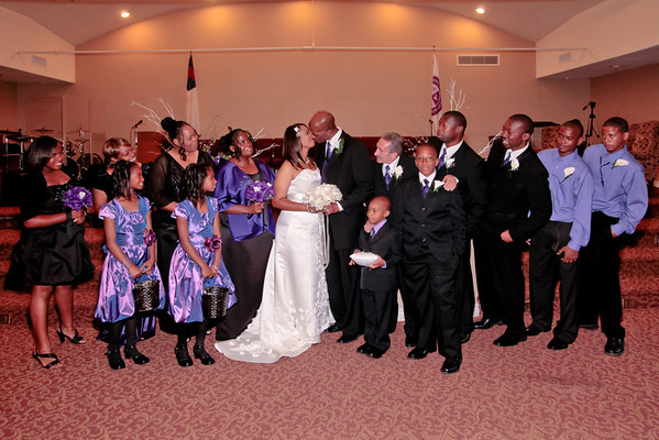 Calvin & Nerissa's Wedding