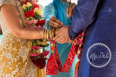 Rohith and Sheekha - ceremony