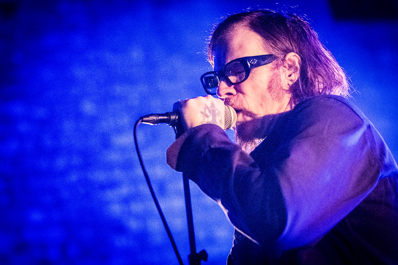 Mark Lanegan performs onstage at Boiler Shop on 30.11.17