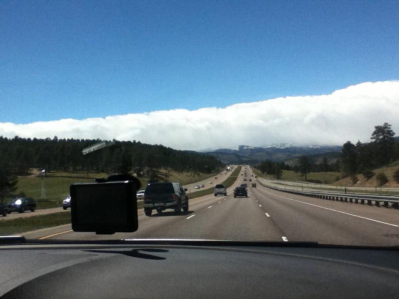 (5/21) Clouds ahead