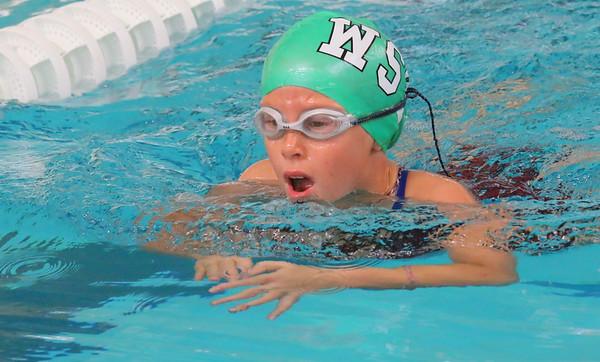 Woodstock Swim Team - State Championships