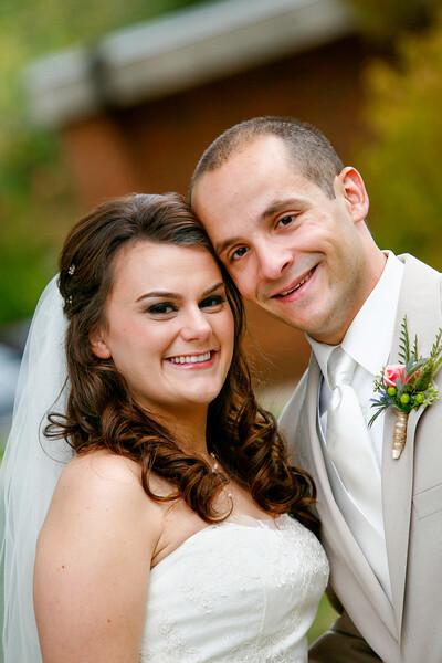 Jillian and Thomas Christenson