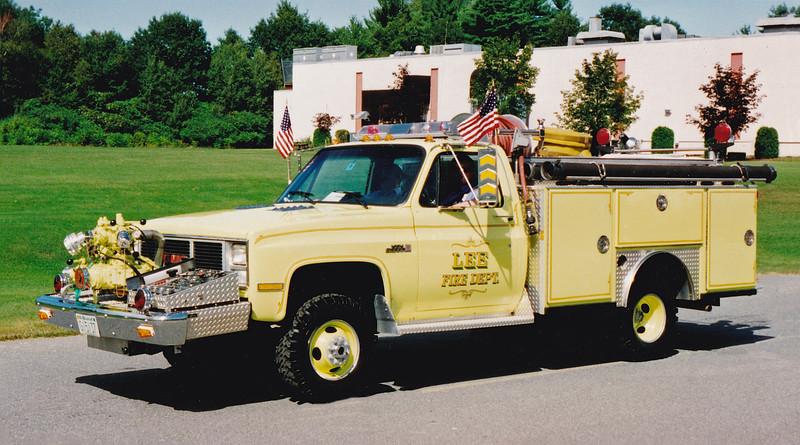 Retired   1984 GMC / American Eagle.  250 / 200