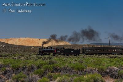 Ely, Nevada & Nevada Northern Railway