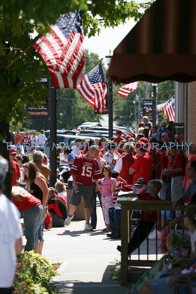Lawson Homecoming Parade 09