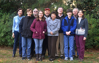 Thanksgiving 2013 - Family Photos