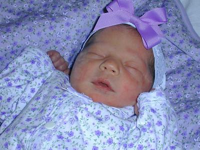 Ryleigh Borland's Birth