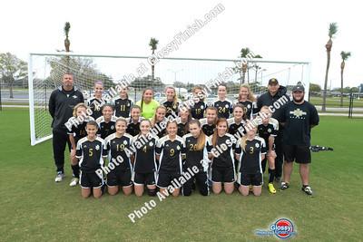 3A Semi - Merrit Island Vs Matanzas