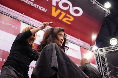 H2Pro at International Beauty Show Las Vegas