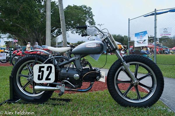 2018 Dania Vintage Motorcycle Show