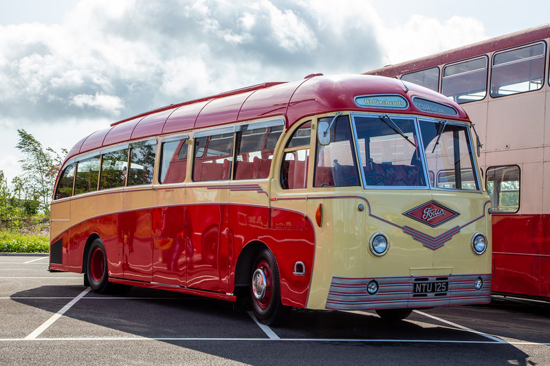 1951 Foden RRVF6 with Metalcraft body