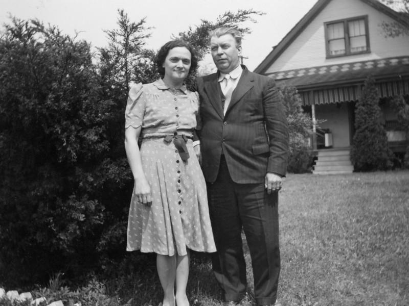 Edith and Joseph C Kling