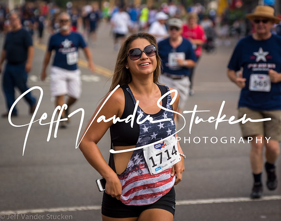 July 4th 5K Race Redondo Beach 2014