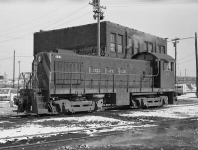 NKP—Diesel Locomotives and Trains
