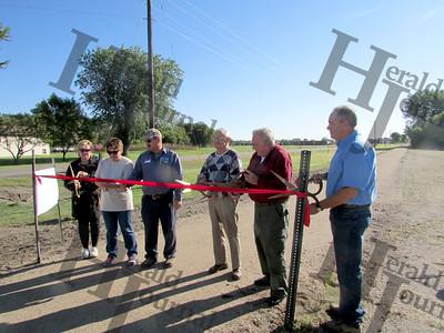 Dakota Rail Regional Trail opening in LP