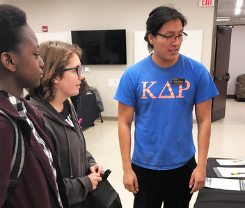 Honors College Cultural Fair, November 2018