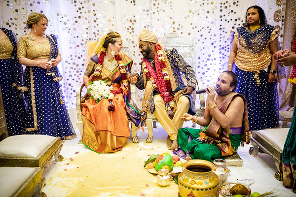 Kelley Jo + Suresh: Wedding