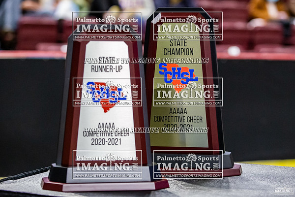 5A State Cheerleading Championships